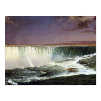 Frederic Edwin Church - Niagara Postcard
