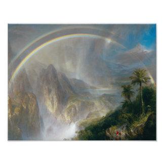 Frederic Edwin Church - Rainy Season in the Tropic Photo