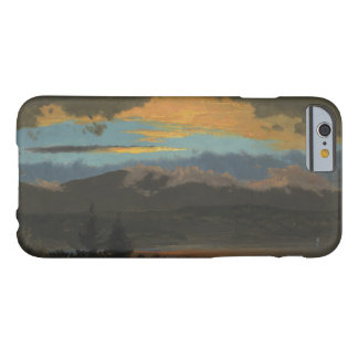 Frederic Edwin Church - Sunset Across the Hudson Barely There iPhone 6 Case
