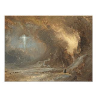 Frederic Edwin Church - Vision of the Cross Photo Art