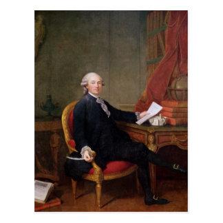 Frederic-Ignace  Comte de Mirbec, 1780 Postcard