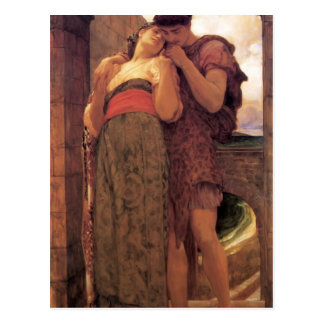 Frederic Leighton- Wedded Postcard