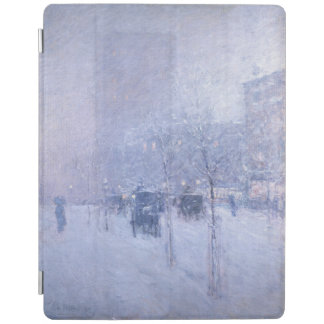 Frederick Childe Hassam - Late Afternoon New York iPad Cover