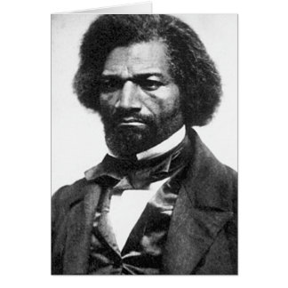 Frederick Douglass Card