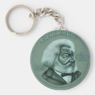 Frederick Douglass Key Chain