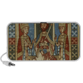 Frederick I with his two sons iPod Speaker