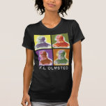 Frederick Law Olmsted T Shirts