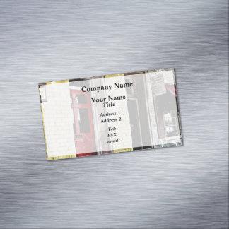 Fredericksburg VA - Deli and Gift Shop Magnetic Business Card