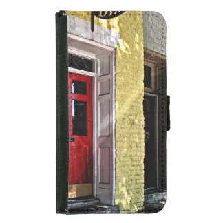 Fredericksburg VA - Deli and Gift Shop Samsung Galaxy S5 Wallet Case