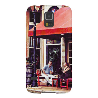 Fredericksburg VA - Outdoor Cafe Galaxy S5 Case