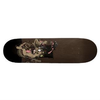 Frederik Bellanger maree noire deck 19.7 Cm Skateboard Deck