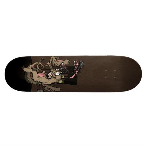 Frederik Bellanger maree noire deck Skateboard Decks