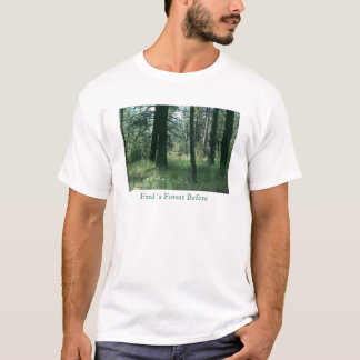 Freds Forest T-Shirt