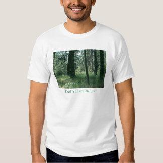 Freds Forest Tee Shirt