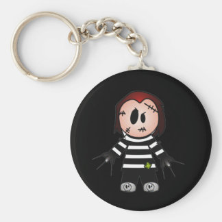 FREDWARD THE CUTE BUT SPOOKY FREAKY KID KEY RING