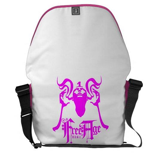 Free Age Rickshaw Messenger Bag