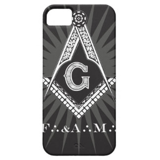 Free-and-Accepted-Masonry-Logo-2016040740 Case For The iPhone 5