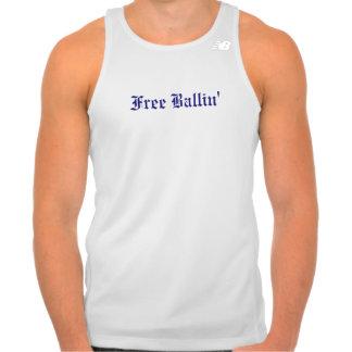 Free Ballin Men's Tank Top