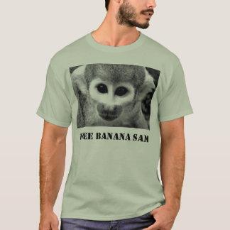 Free Banana Sam Short T-Shirt