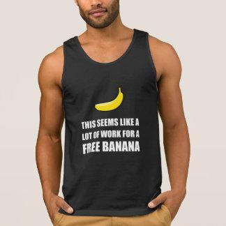 Free Banana Singlet