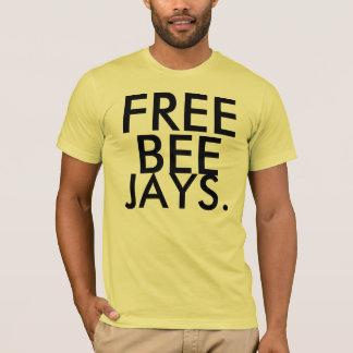 Free Beejays. T-Shirt