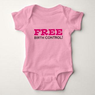 Free Birth Control Baby Bodysuit