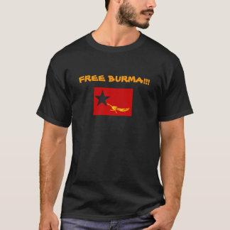 FREE BURMA!!! T-Shirt