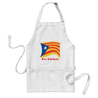 Free Catalonia Standard Apron