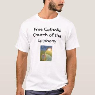 Free Catholic Church T-Shirt
