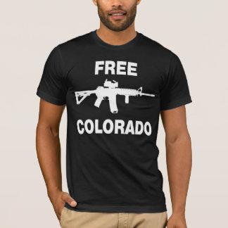 Free Colorado AR-15 Shirt