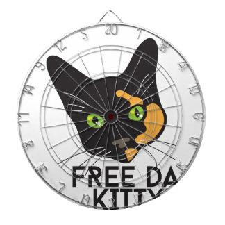 Free Da Kitty Dartboards