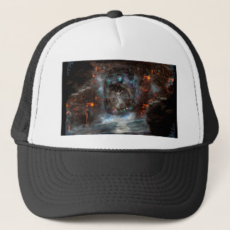 free eats set me trucker hat
