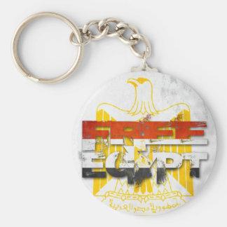 Free Egypt Eagle Keychain