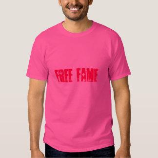 Free FAME (V-Day Edition) Tshirts