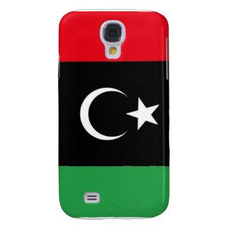 Free Flag of Libya Samsung Galaxy S4 Cases