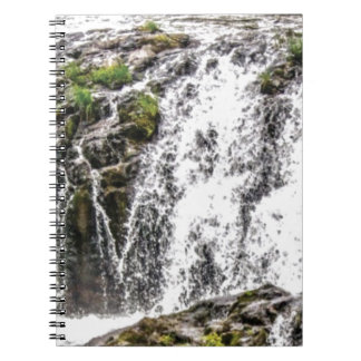 free flowing falls notebooks