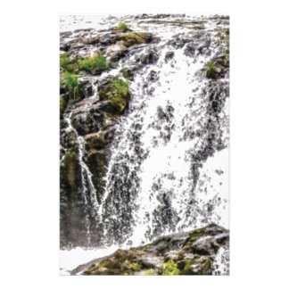 free flowing falls stationery