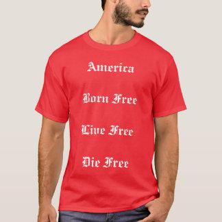 Free! Free! Free! T-Shirt