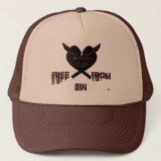 Free From Sin Trucker Hat