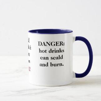 FREE Funny Health and Safety Advice - Tip 11 Mug