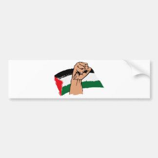 Free Gaza Free Palestine Car Bumper Sticker