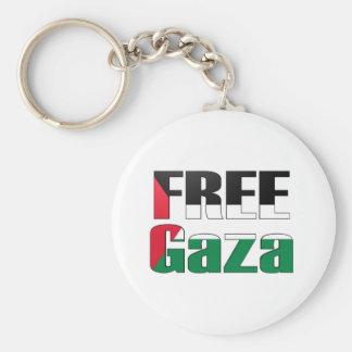 Free Gaza Keychains