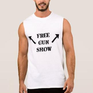 Free Gun Show Sleeveless Shirt