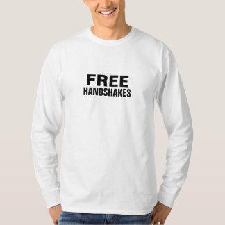 Free Handshakes Tees