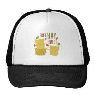 Free Hay Rides Cap