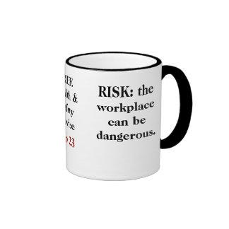 FREE Health and Safety Advice - Tip 23 Coffee Mug