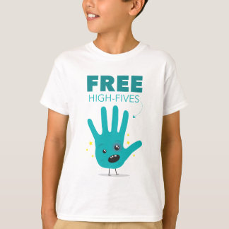 FREE High-Fives T-Shirt