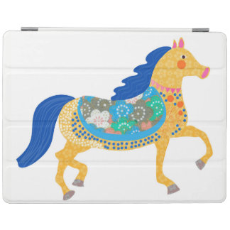 Free horse ipad cover by Gemma Orte Designs
