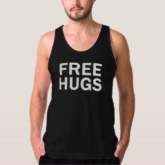Free Hugs American Apparel Tank - Men's Official