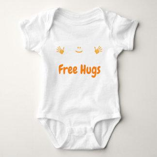 Free Hugs - Baby Bodysuit